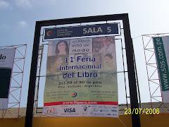 ¡Vamos a la Feria Internacional del Libro!