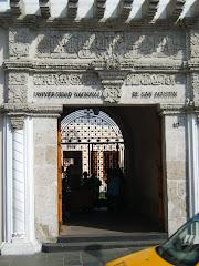 Universidad Nacional San Agustín (Arequipa)