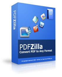 برنامج خيالي!لتحويل صيغ الوثائق pdf الى أي صيغة تريدها مع PDFZilla+السريال والمزيد PDFZilla