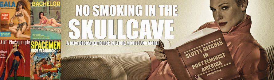 No Smoking in the Skull Cave