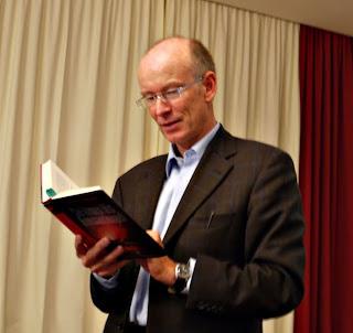 Buchvorstellung 'Sie kamen bis Konstantinopel' von Dr. Frank Stefan Becker beim Euro-Arabischen Freundschaftskreis am 14.10.2009 im Münchner Zunfthaus