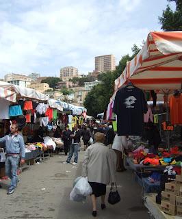 Freitagsmarkt Agrigento