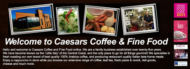 Caesars Coffee and Fine Food