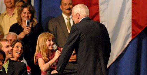 Bethany Votes McCain