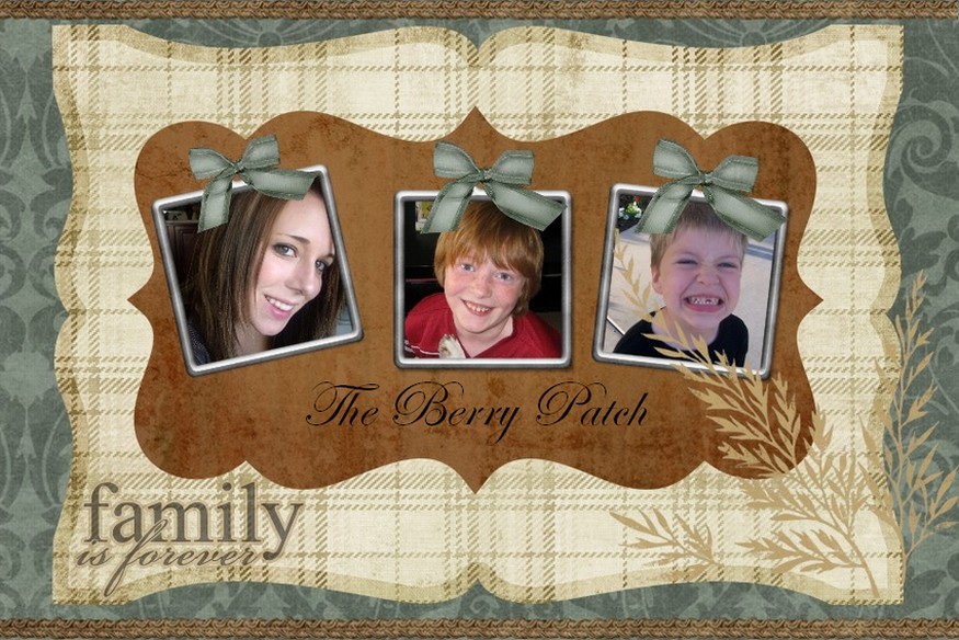 The Berry Patch Kids