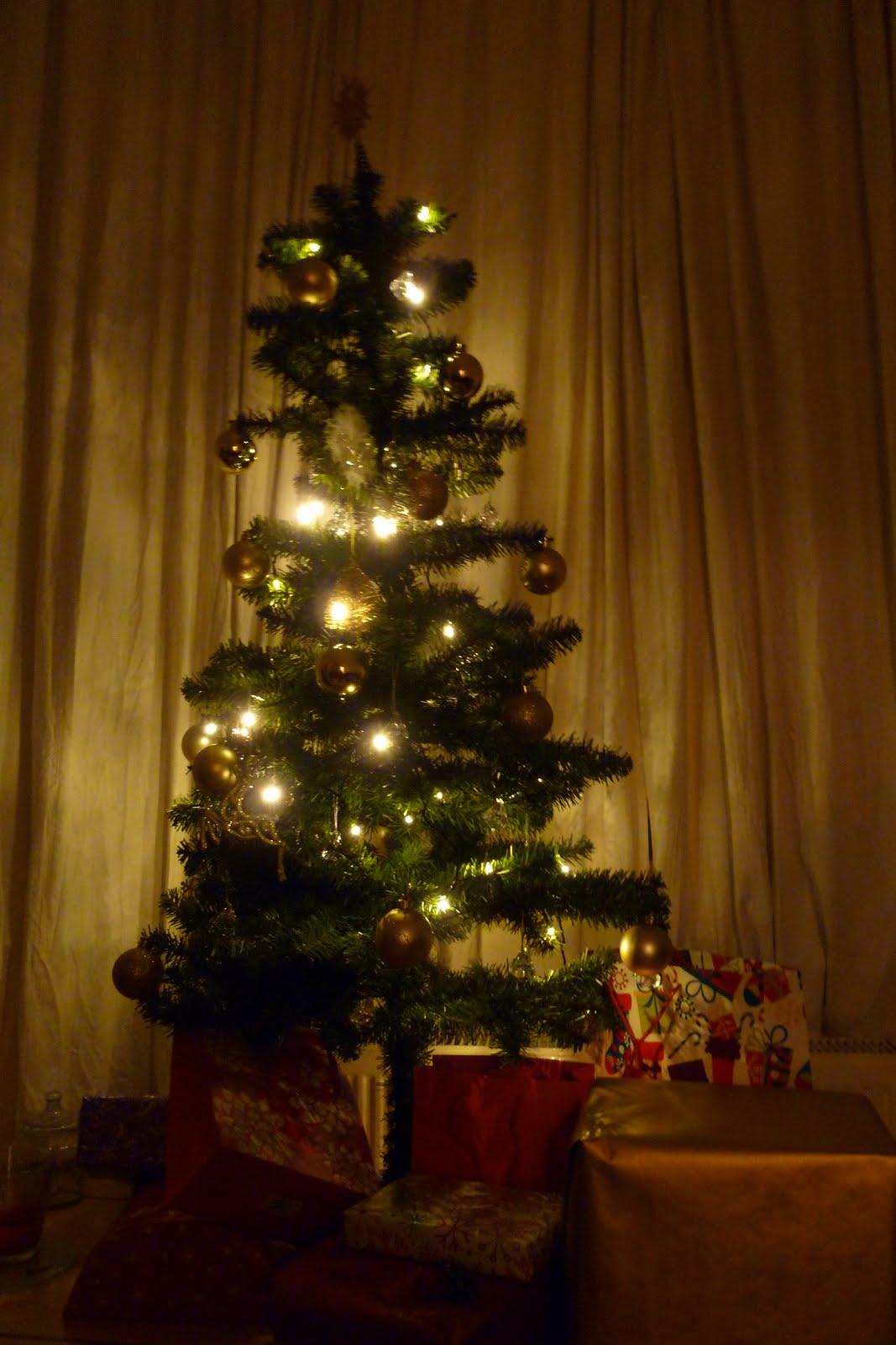 London calling: en svensk/irländsk/engelsk jul