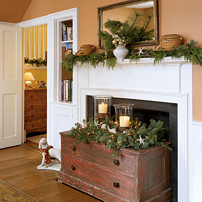 COMFORT & LUXURY: Off-Season Fireplace Fillers