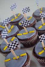 Los infaltables cupcakes...