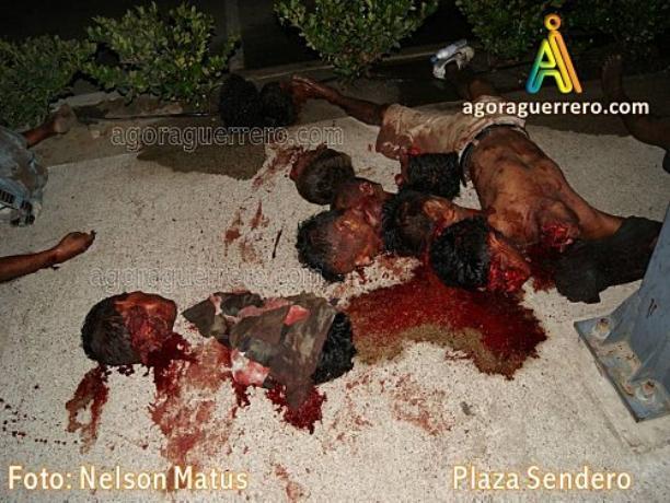 muertos en acapulco: