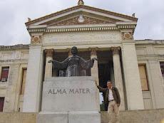 Universidad de La Habana, diciembre de 2008