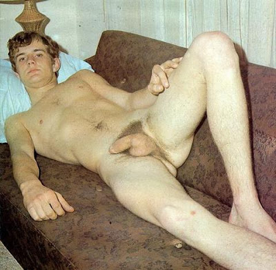 Vintage male nudes celebrity