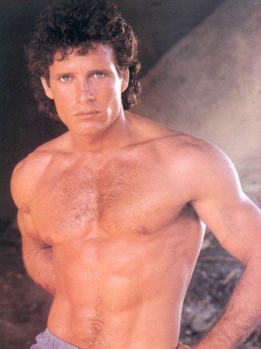 Steve Bond: Tarzan Boy and Playgirl Model