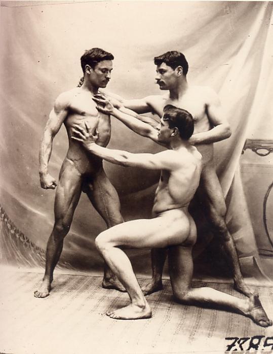 from Nicholas gay historical erotica