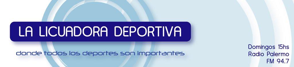 Licuadora Deportiva