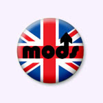 Badge Union Jack