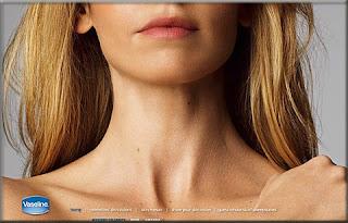 Sarah Michelle Gellar |Vaseline Ad Campaign