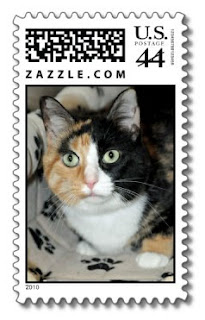 calico-cat-postage-stamps
