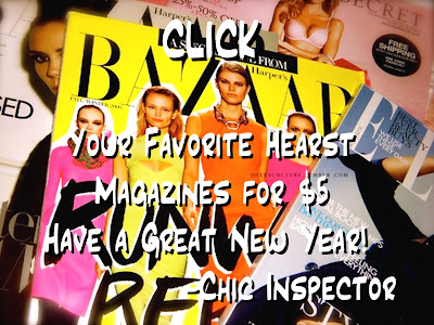 Click for Favorite Hearst Magazines for 5 dollars