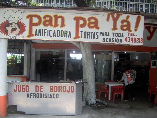 PANADERIA PAN^ PAYA