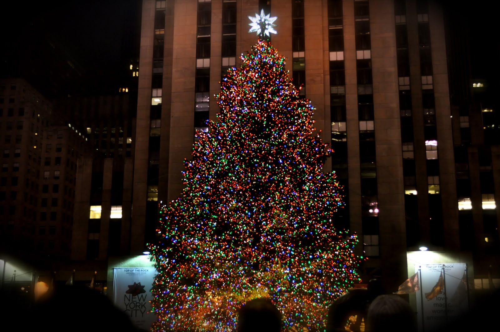 Chikalog Rockefeller Center Christmas Tree