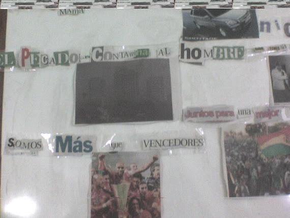 """""""El pecado contamina al hombre""""""""somos mas que vencedores"""""""