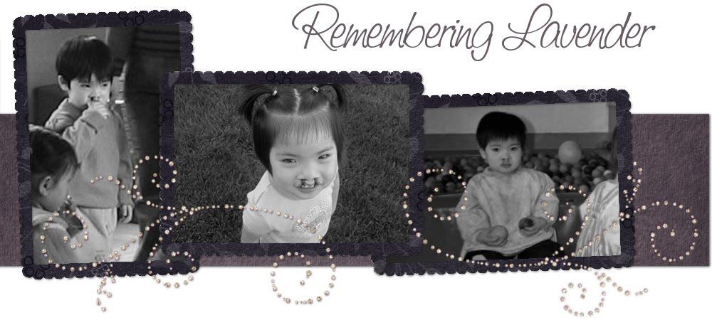 Remembering Lavender Banks