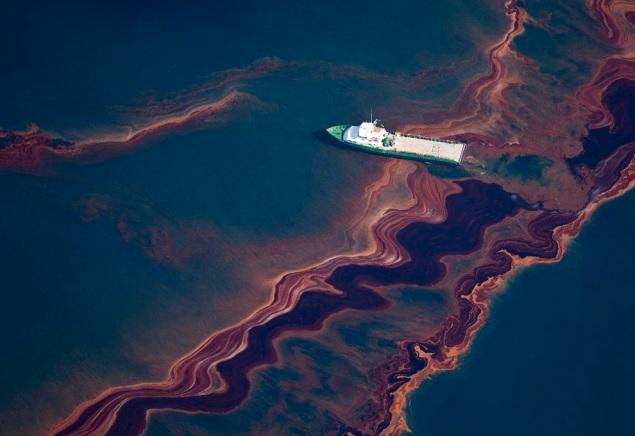 Η μεγαλύτερη οικολογική καταστροφή