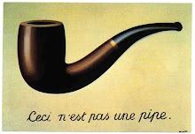 """Magritte : """"Esto no es una pipa"""""""