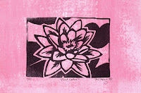 Pink Lotus by Melissa Muir (Lagaz) April 2008