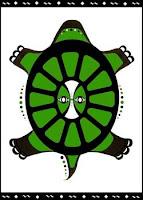 Turtle Totem by Melissa Muir