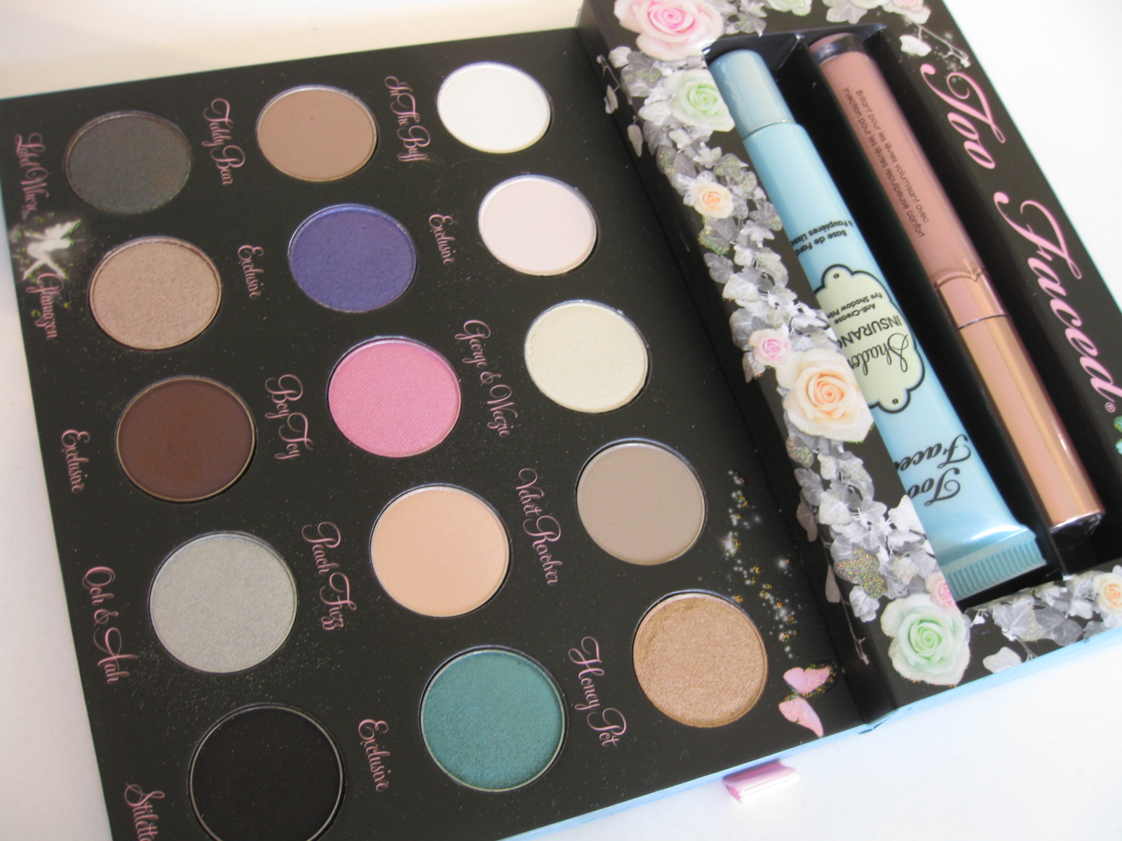 Review/Looks/Swatches: Too Faced Enchanted Glamourland