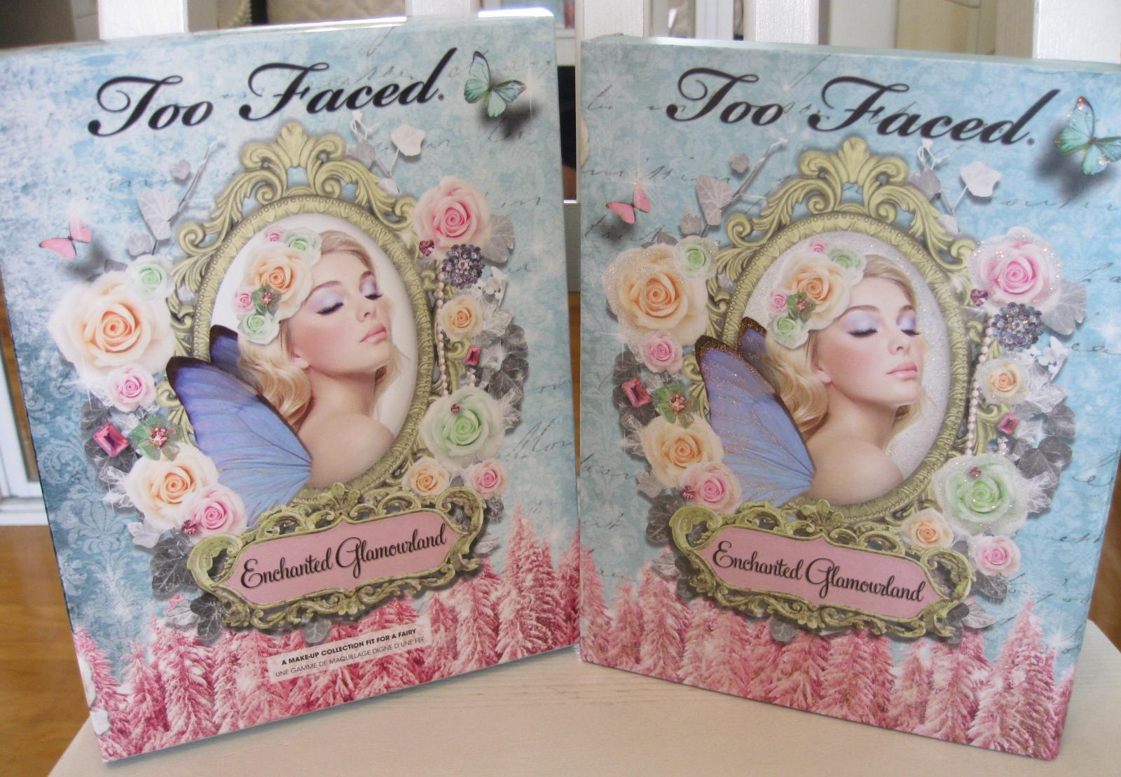 Too Faced Enchanted Glamourland: Vivid, vibrant, playful