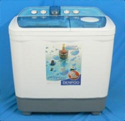 Denpoo Washing Machine Semi Auto 8.5 KG DW-888