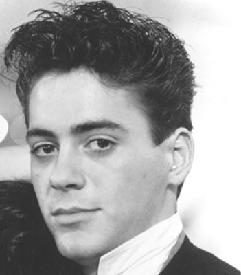 robert downey jr young. What A Babe: Robert Downey Jr