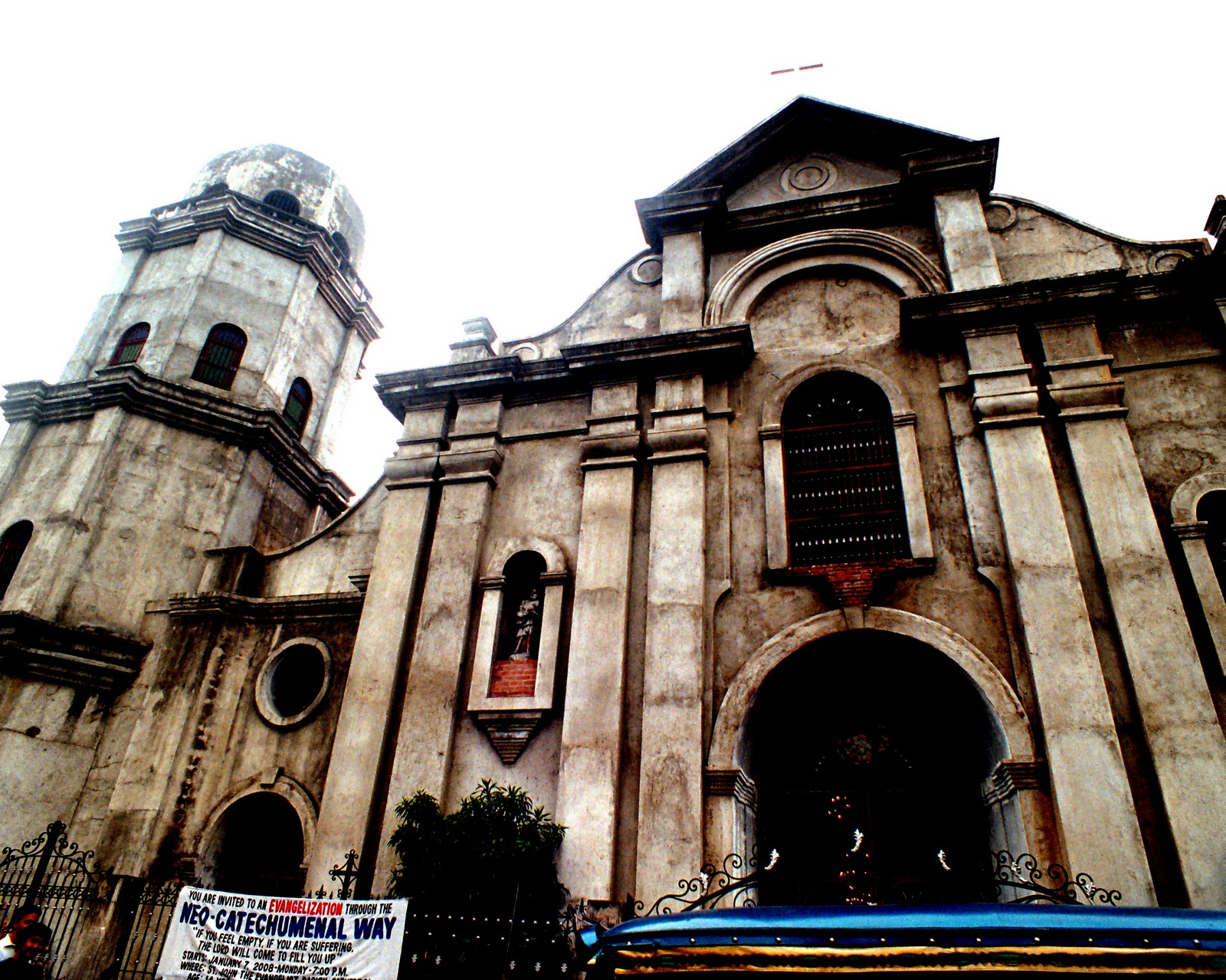 Santuario de San Juan Evangelista, formerly St. John the Evangelist Cathedral Church