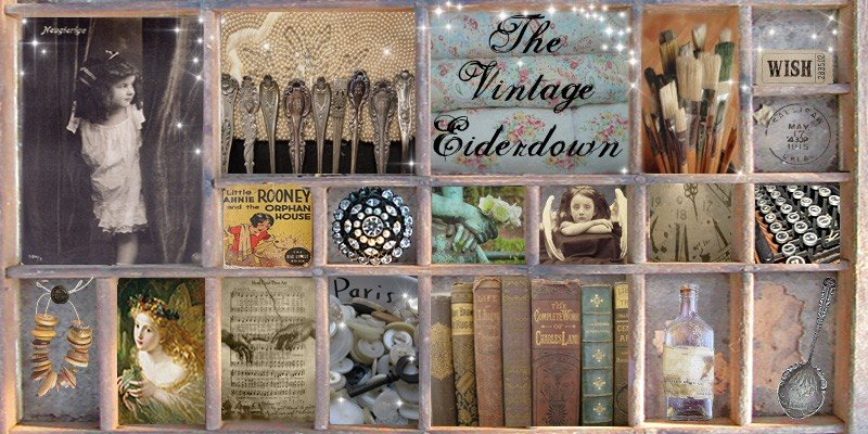 The Vintage Eiderdown