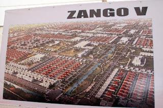 Zango - Lançada construção de milhares de casas