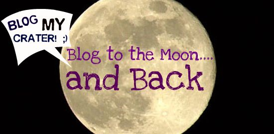 Blog To The Moon And Back