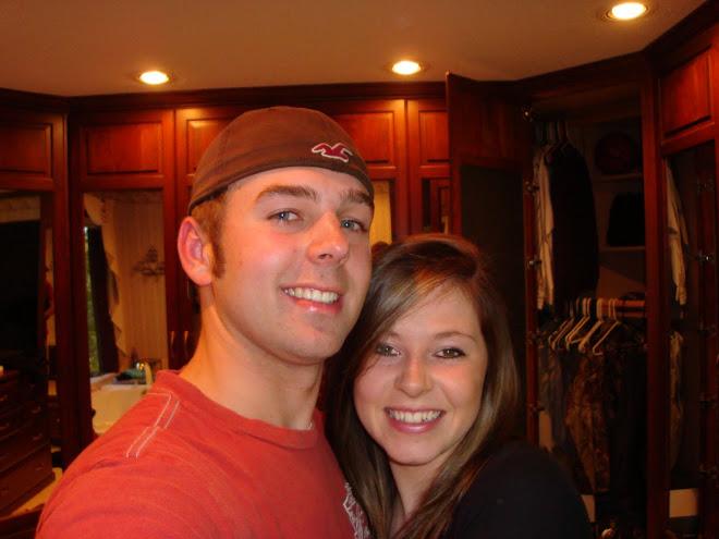 Spencer and Kelly Jablonski