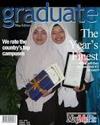 Penerima Anugerah Khas dari Persatuan ALUMNI FPIUKM : Tokoh Pelajar Cemerlang 2009