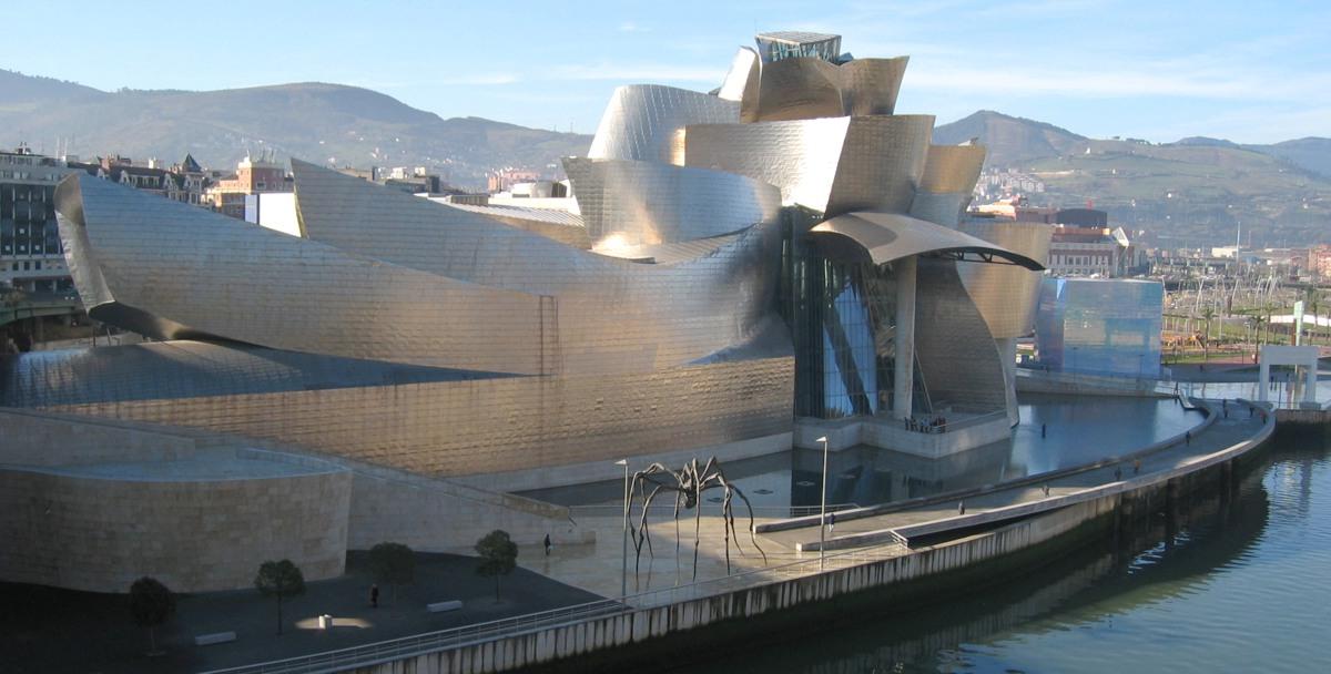 Rebecca Penn (arch1390): Frank Gehrys Guggenheim Museum, Bilbao