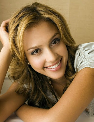 jessica alba into blue wallpaper. Jessica Marie Alba (born April