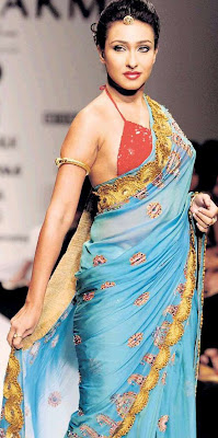 Ritparna on ramp