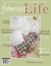 Somerset Life  Magazine.. Verbena&#39;s little sack featured!!!