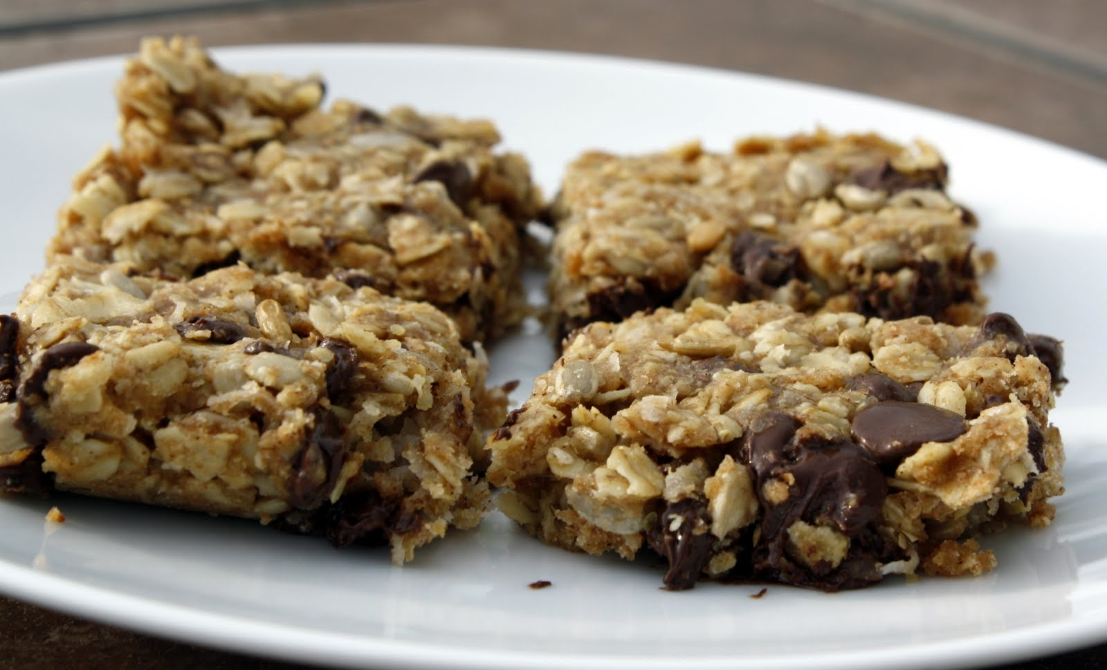 Coconut Granola Bars | What Megan's Making