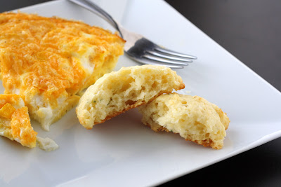 Baking Powder Cheddar Biscuits