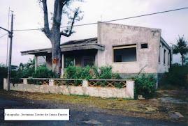 Ex. residência de Nuno Xavier (demolida)