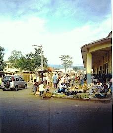 Mercado Municipal de São Tomé