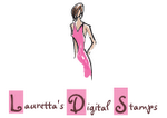 Lauretta's Digital Stamps