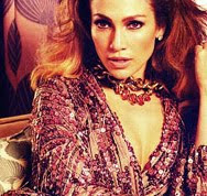 Jennifer Lopez for Vogue Italia